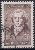 Finlandia 1960 Nº 495 Usado - Gebraucht