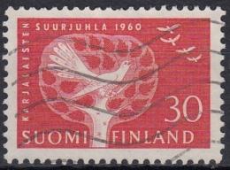 Finlandia 1960 Nº 497 Usado - Gebraucht