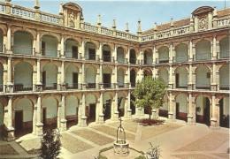 Pn1370 - POSTAL - ALCALA DE HENARES - MADRID - PATIO DE LA UNIVERSIDAD - Madrid