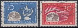 Finlandia 1960 Nº 498/99 Usado - Gebraucht