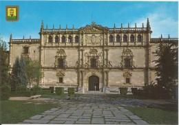 P257 - POSTAL - ALCALA DE HENARES - MADRID - UNIVERSIDAD - FACHADA - Madrid