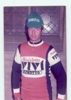 Gian Luigi ZUANEL . 2 Scans. Lire Descriptif. Cyclisme. Vivi Benotto - Cyclisme