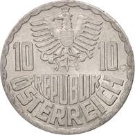 Autriche, 10 Groschen, 1969, Vienna, SUP, Aluminium, KM:2878 - Austria