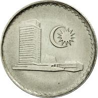 Monnaie, Malaysie, 5 Sen, 1973, Franklin Mint, TTB+, Copper-nickel, KM:2 - Malaysie