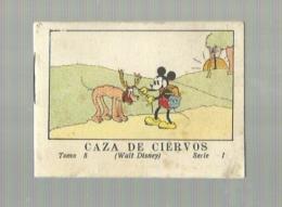 "-  WALT  DISNEY - Copyright 1936  -""""CAZA DE CIERVOS """"- TOMO 5 - Serie 1 - Dessins Animés"