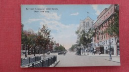 Seventh Avenue  126 Th Street   - New York> New York City   Ref 2264 - New York City