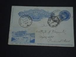 URUGUAY - Entier Postal Pour Buenos Aires En 1903  - A Voir - L 476 - Uruguay