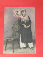 INDOCHINE  / TONKIN /  VIET NAM  /   1906   SAIGON TYPE JEUNE FILLE    CIRC  OUI - Viêt-Nam