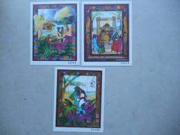 Y088 Mikronesien Micronesia Block 36, 37, 38 Mnh - ISRAEL 98, Tel Aviv, Briefmarkenausstellung - Micronésie
