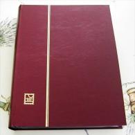 Postzegelalbum - Mandor 30/2 - Met Witte Bladen - Reliures Et Feuilles
