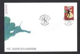 FDC  - EUROPA CEPT  -  1997  -  ALAND   ** - Aland