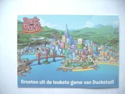 Duckworld Games - Disney
