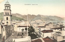 ESPAGNE CANARIES TENERIFE - SANTA CRUZ VERS 1920 - Tenerife