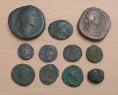 Lot De Monnaies Antiques - Sets