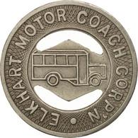 États-Unis, Elkhart Motor Coach Corporation, Token - Professionnels/De Société