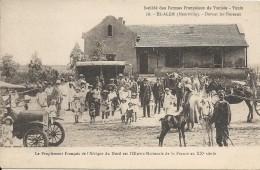 SOCIETE DES FERMES FRANCAISES DE TUNISIE. LOT 6 CP.HENRIVILLE. SAADIA . LE MUNCHAR - Tunesië