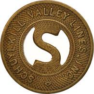 États-Unis, Schuylkill Valley Lines Incorporated, Token - Professionnels/De Société