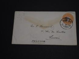 GRANDE - BRETAGNE / INDES- Entier Postal Pour La Belgique En 1907 - A Voir - L 494 - India (...-1947)