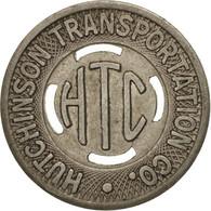 États-Unis, Hutchinson Transportation Company, Token - Professionnels/De Société