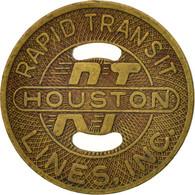 États-Unis, Houston Rapid Transit Lines Incorporated, Token - Professionnels/De Société