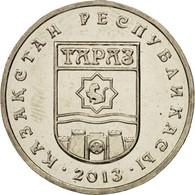 Kazakhstan, 50 Tenge, 2013, Kazakhstan Mint, SPL, Copper-nickel - Kazakhstan