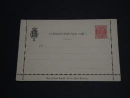 DANEMARK - Entier Postal Non Voyagé - A Voir - L 505 - Interi Postali