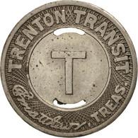 États-Unis, Trenton Transit, Token - Professionnels/De Société