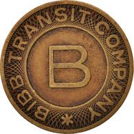 États-Unis, Bibb Transit Company, Token - Professionals/Firms