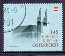 """""""Österreichische Wahrzeichen""""   Mi Nr 3092x ,  Gestempelt - 2001-10 Oblitérés"""