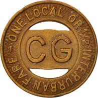 États-Unis, The City Of Coral Gables, Token - Professionnels/De Société