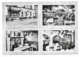 Cpsm: 27 CONTEVILLE (ar. Bernay) Auberge Du Vieux Logis, Mr. Louet, Propriétaire Et Chef De Cuisine (Multivues) N° 15312 - France
