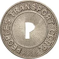 États-Unis, Muskegon Peoples Transport Corporation, Token - Professionnels/De Société