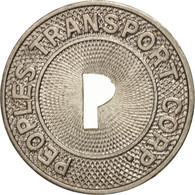 États-Unis, Muskegon Peoples Transport Corporation, Token - Professionals/Firms