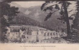 France Chartreuse Ensemble des batiments de la Grande CHartreuse