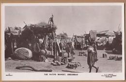 Sudan   OMDURMAN  Native Market RP  Su98 - Sudan