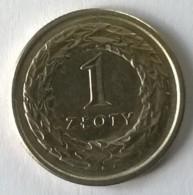Monnaie - Pologne - 1 Zloty 1992 - Superbe - - Pologne