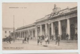 MONTPELLIER - LA GARE - Montpellier