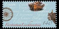 Liechtenstein 2014 - Lindau Messenger Mnh - Unused Stamps