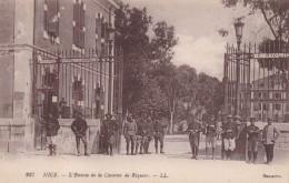 NICE, L'Entree De La Caserne De Riquier, 00-10s - Nice