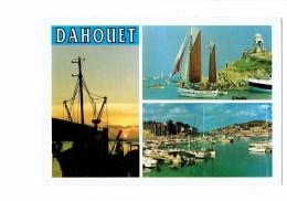 """Port De Dahouet + ND De La Garde - Voilier """" POPOFF """" Bateau - Voiliers"""