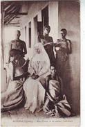 RUBAGA . UGANDA  . MERE CLAVER ET LES NOVICES CATECHISTES  . SOEURS MISSIONNAIRES DE NOTRE DAME D'AFRIQUE . - Cartoline