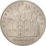 Russie, 5 Roubles, 1990, Saint-Petersburg, SPL, Copper-nickel, KM:246 - Russie
