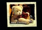 NEW ZEALAND - 2000  TEDDY BEAR  SELF ADHESIVE MINT NH - Nuova Zelanda