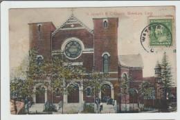 WATERBURY - ST JOSEPH'S R. C. CHURCH - Waterbury