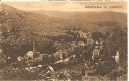 Deutschland, 1910, Schlangenbad Wiesbaden Nach Freiburg I/B, Siehe Scans! - Unclassified