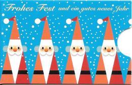Card Safe Box: Frohes Fest - Telefonkarten