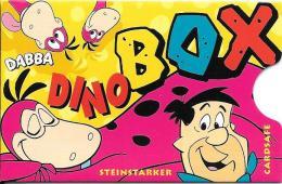 Card Safe Box: Comic, Fred Feuerstein - Zubehör