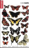Card Safe Box: Schmetterlinge - Zubehör