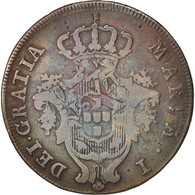 Azores, Marie I, 20 Reis, 1795, TB+, Cuivre, KM:3 - Açores