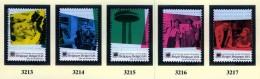België 2003 - 3213/3217**- POSTFRIS - NEUF SANS CHARNIERES - MNH - POSTFRISCH - Belgique